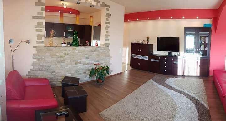 Apartament cu 3 camere constructie 2007de vanzare zona Milea - Sibiu
