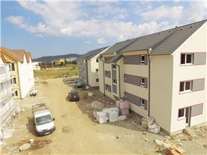 Apartament Nou 3 camere si gradina de vanzare in Selimbar -Sibiu