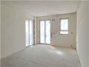 Apartament 3 camere, etaj intermediar, Balanta Residence Sibiu