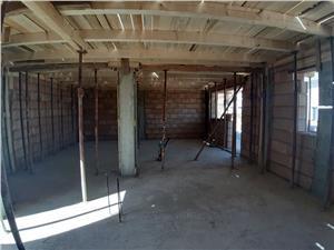 Apartament 3 camere, etaj I in Selimbar