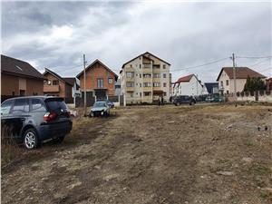Teren de vanzare in Terezian Sibiu