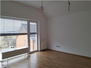 Apartament nou 3 camere de vanzare in zona rezidentiala Sibiu