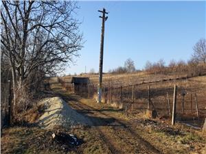 Vanzare teren pentru casa in Satul Rusi