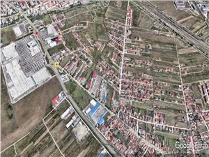 Teren de vanzare in Selimbar zona Brana