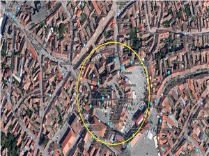 Spatiu comercial de inchiriat in Sibiu