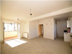 Apartament 3 camere, et 2, zona Lazaret