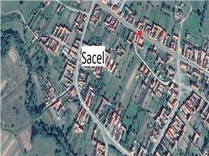 Teren de vanzare in Sacel Sibiu