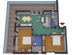 Dezvoltator vinde apartament nou cu 3 camere fara comision