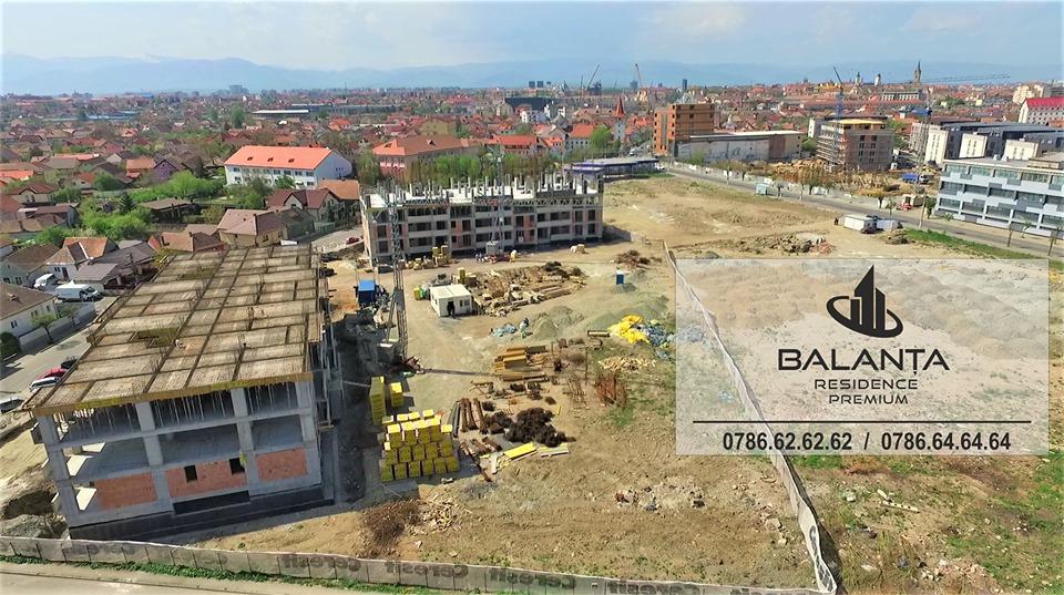 Apartament 2 camere, Tip 1, etaj, Balanta Residence Sibiu