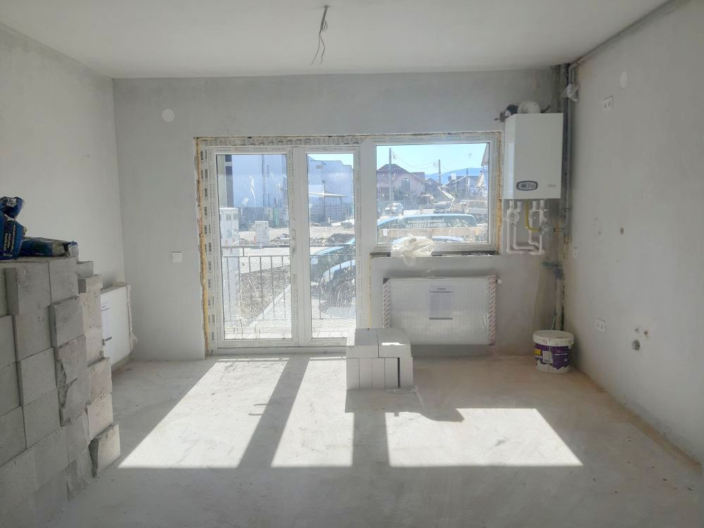 Apartament nou de vanzare pe Calea Cisnadiei