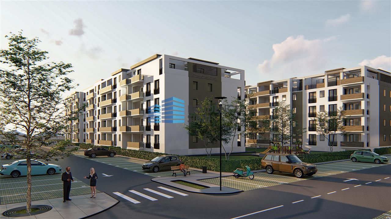Apartament 3 camere, Tip 1, Penthouse, Balanta Residence Sibiu