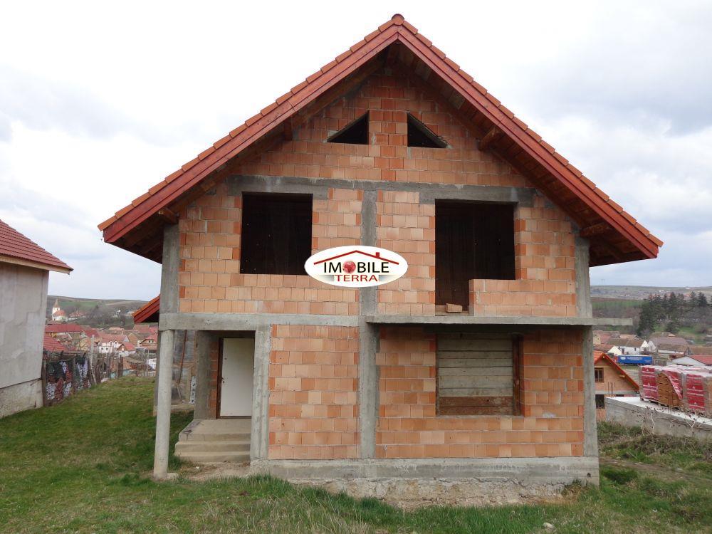 Casa de vanzare in sura mare sibiu 4236 - Terenes casa rural ...