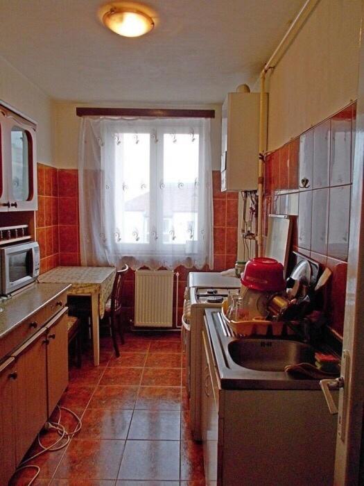 Apartament 2 camere de vanzare pe Rahovei  Sibiu