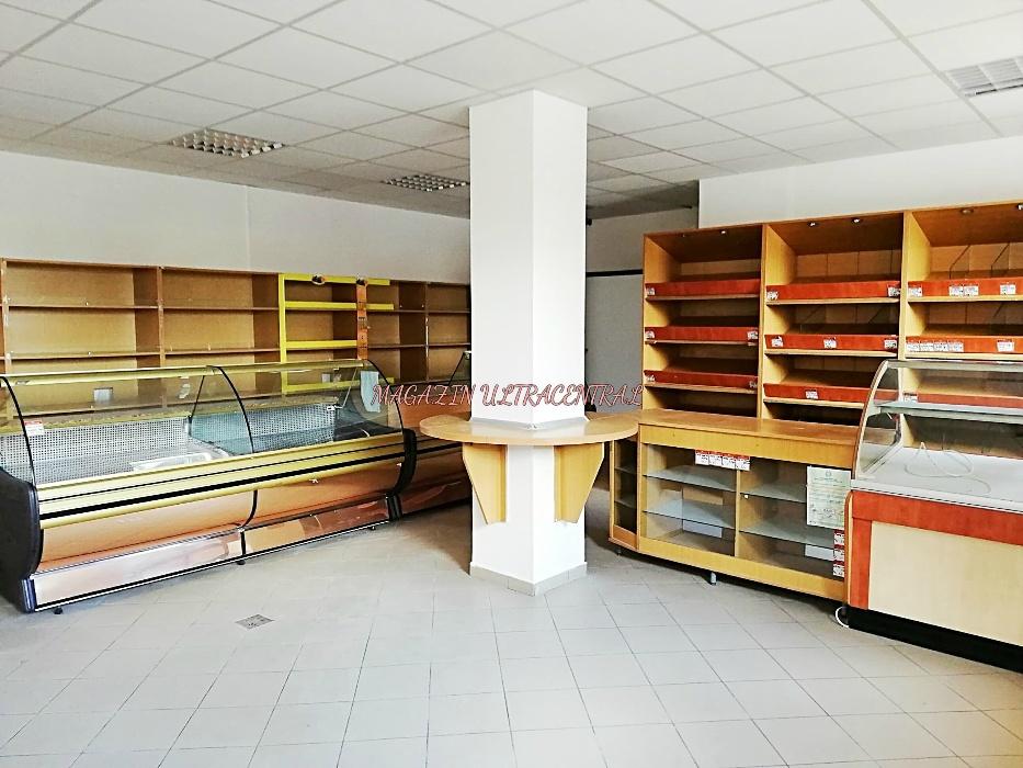 Spatiu comercial de inchiriat ultracentral - blocul plomba - Sibiu