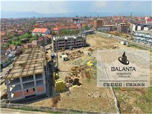Apartament 3 camere, Etajul 13, Tip 2, Balanta Residence Sibiu