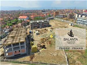 Apartamente Balanta cu 3 camere, Tip 3, etajul 13
