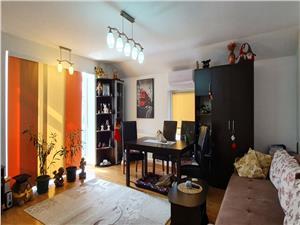 Apartament 3 camere si garsoniera la vila in Hipodrom