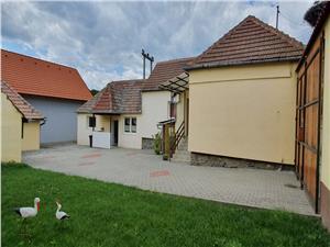 Casa moderna de vanzare la Slimnic - Stolzenburg