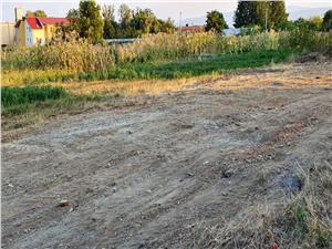 Teren de vanzare in Sibiu zona Lazaret