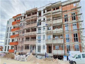 Apartament 2 camere,  etajul 1-3, Balanta Sibiu