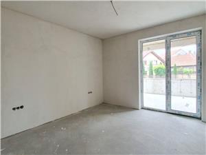 Apartament 3 camere, etajul 1-3, Balanta -  Sibiu