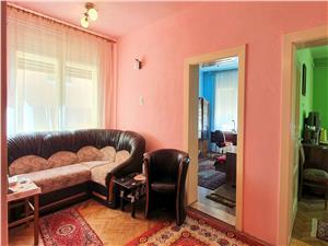 Apartament 3 camere la vila de inchiriat ultracentral Sibiu