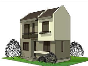 Casa noua cu 3 camere de vanzare in Turnisor