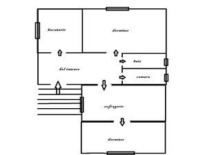 Casa 3 camere de vanzare in zona Trei Stejari - Sibiu