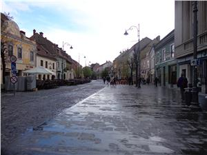 Spatiu comercial de inchiriat in ultracentral Sibiu