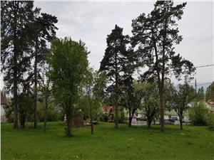 Teren de vanzare in Viile Sibiului
