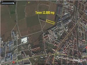 Teren intravilan industrial in zona vest prelungirea Ogorului