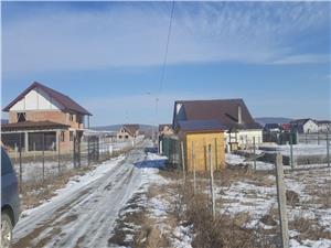 Teren constructii casa in Cristian - Sibiu