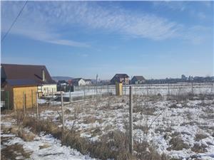 Teren constructii casa in Cristian  Sibiu