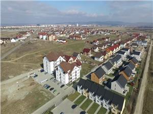 Teren pretabil blocuri in zona Calea Cisnadiei Sibiu