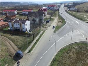Oportunitate investitie,15000mp, zona Dracula Selimbar (video drona)