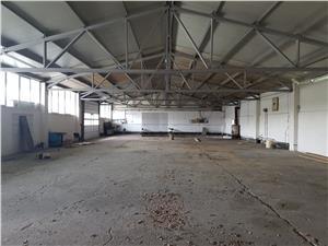 Spatiu industrial cu 6.500 mp teren de vanzare in Sibiu
