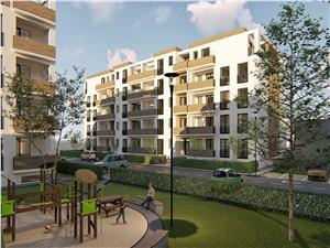 Balanta Residence ofera Apartament 3 camere cu 2 balcoane, et 1,Tip 2