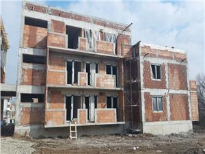 Apartament nou 2 camere de vanzare in zona Alba Iulia  Sibiu