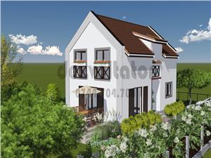 Case single zona Rezidentiala Sibiu