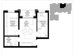 Apartament 2 camere zona Calea Cisnadiei