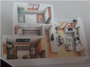 Apartament NOU 3 camere de vanzare zona Calea Cisnadiei  Sibiu