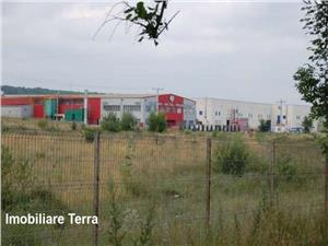 Teren intravilan 24000 mp de vanzare in zona Parc Industrial Seli